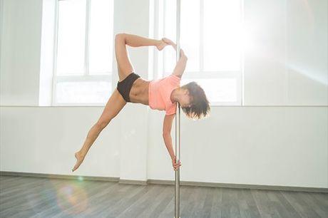 O Pole Dance é uma modalidade artística que combina dança, acrobacia e ginástica. Gostava de aprender? Temos a oportunidade perfeita! Workshop «Intro to Pole Dance» para 1 ou 2 pessoas a partir de 12,90€