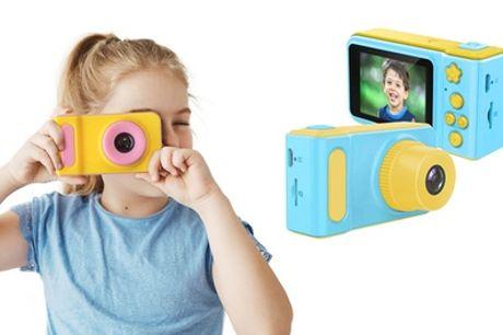 Digitale videocamera's voor kinderen, naar keuze met SD-kaart