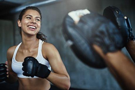 One-Month Women's Gym Membership at Healthy U (71% Off)