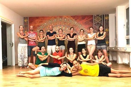 3x oder 6x Yoga-Kurs nach Wahl