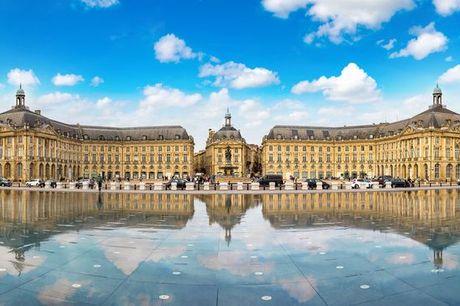 Francia Burdeos - Hotel Mercure Bordeaux Centre Gare Saint-Jean desde 43,00 €. Ubicación privilegiada con encanto francés