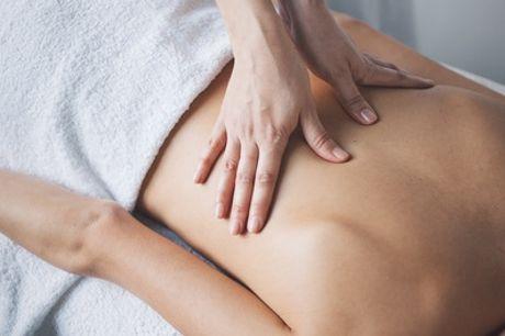 1 o 3 sesiones de fisioterapia con diagnóstico previa en Almar Fisioterapia Chamberí (hasta 52% de descuento)