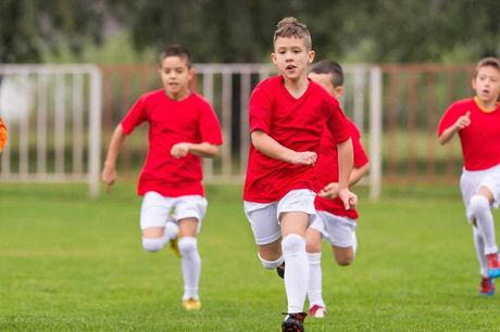 £9 for four professional football training sessions with Football Icon Academy – choose from 12 locations