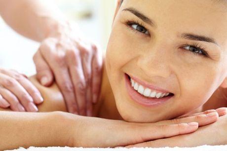 Beauty-pakket: wimperextensions + verven wenkbrauwen, naar keuze met massage en pedicure bij Muy Bonita Salon in Almere