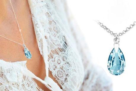 1 Collar o set de 2 o 3 collares - hecho con cristal de Swarovski®
