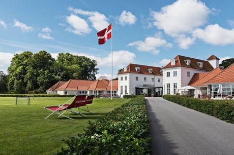 Sommerophold på Hotel Rungstedgaard inkl. middag, vin og drink