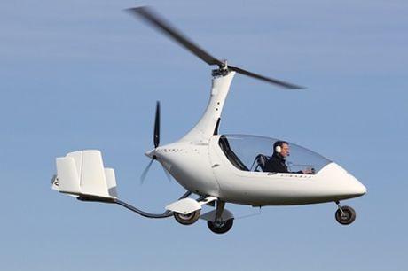 Vlucht in autogiro of Deltavliegtuig met ULM Baisy-Thy voor € 89
