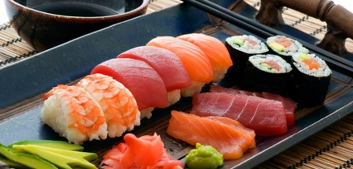 Sushi Platter with Cocktails for Two or Four at Shoku