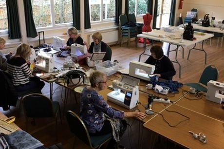 Three-Hour Advanced Sewing Workshop at Stitching Time, Two Locations