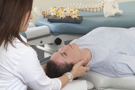 Chiropractic Consultation Plus Treatment at The Guildford Spine Centre