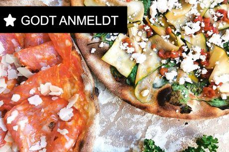 Spis med 33%. Pizzeria MaMeMi: Pizzeria med økologisk menukort - hædret i den italienske mad bibel, Gambero Rosso.