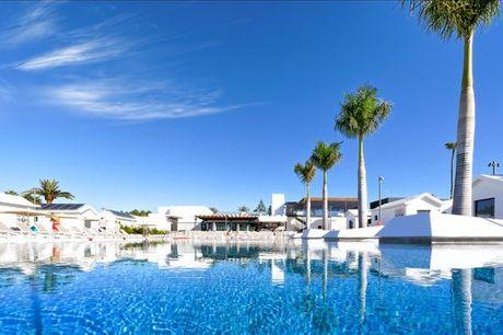 España Maspalomas - Club Maspalomas Suites & SPA 4* - Solo Adultos desde 233,00 €. Junior Suite en media pensión con acceso al spa