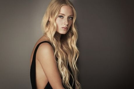 Half-Head of Foils or Full-Head of Colour with Cut, Blow-Dry and Conditioning Treatment at The Makeover Lounge