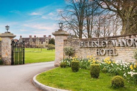 Warwickshire: Classic or Superior Room for Two with Breakfast, Dinner and Late Check-Out at 4* Billesley Manor Hotel
