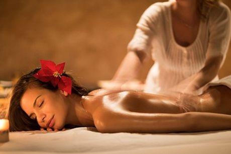 60 oder 90 Minuten Lomi-Lomi-Massage im LomiZentrum Praxis am Wasserturm (bis zu 42% sparen*)
