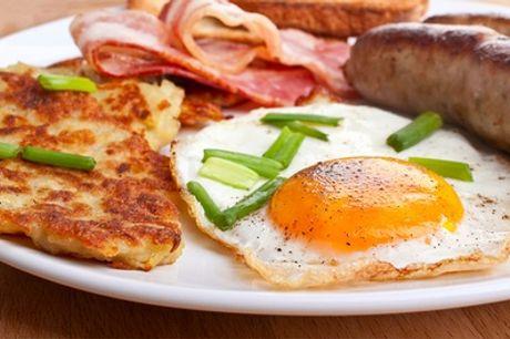 Kleines oder großes Belushis Frühstück inkl. Getränk für 1-4 Personen in der Belushis Bar (bis zu 42% sparen*)