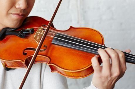 Train je muzikaliteit met één of meerdere privé muziek- of zanglessen bij Muziekschool Den Haag