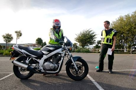 Half or Full Day Motorcycle Riding Improval Course with Dorset Advanced Motorcycle Training