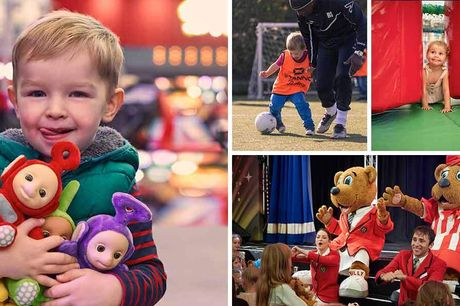 Just for Tots Day Passes to Butlin's Bognor Regis - 40% off Flexi Tickets. Exclusive to Butlin's their Just for Tots days are unique in that only families with an under 5 can attend This means that lot's of people just like you can enjoy an adventure-fill