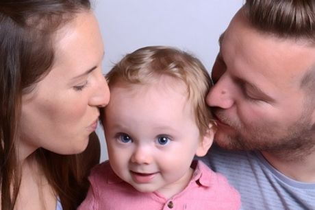 All About Mum Photoshoot with Framed Print and Two Extra Prints at Dave Williams Photography