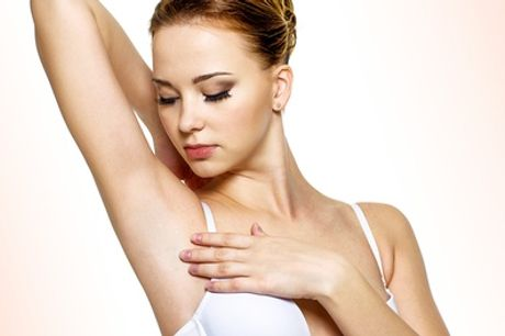 Three or Six Sessions of IPL Hair Removal on a Small or Medium Area at Junerain Spa and Skin Clinic