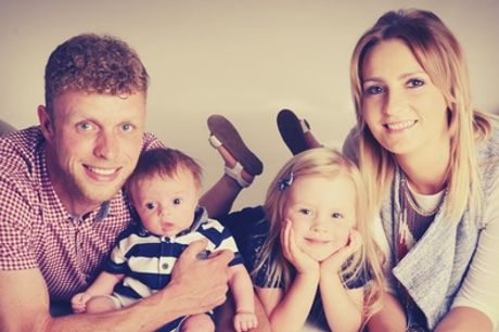 Family Photoshoot with Framed Print and Two Extra Prints at Dave Williams Photography