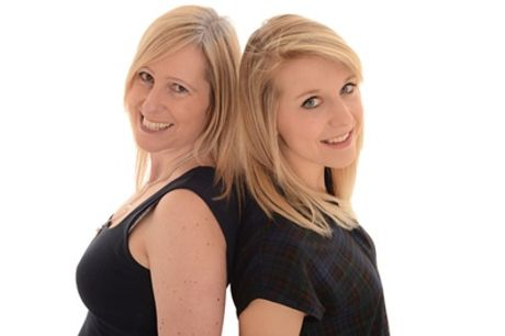 Mother and Daughter or Family Photoshoot With Prints at Chris Mullane Photography