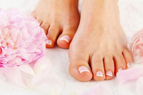 Laser Nail Fungus Treatmenton One or Two Feet or Hands at The Laser Clinic