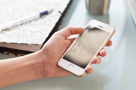 Screen Repair Services for Iphones or Ipads with Laptop Doctor