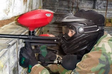 Paintballing For Up to Ten With 100 Balls Each at Skirmish