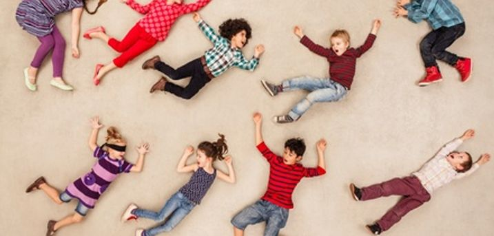 Children's Photoshoot Party With print For Up to Ten at Studio Blink