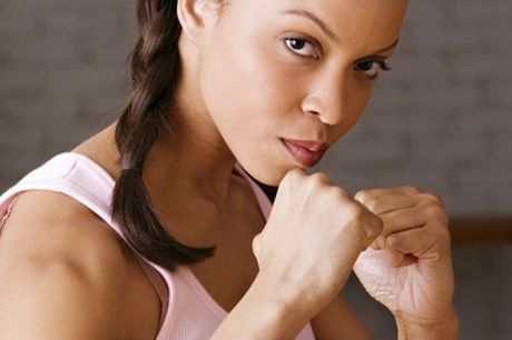 Women-Only Martial Arts: Two or Four Classes for One or Two at Infinity Martial Arts Chesterfield