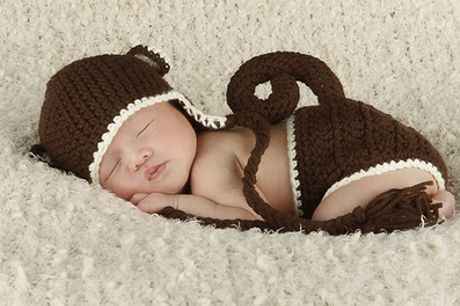 Newborn Photoshoot with One A5 Print at Colin Charles Photography