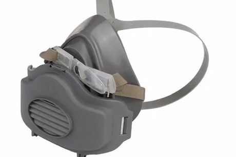 3200 N95 Protection Filter Respirator Mask. Good air permeability. Filtering gas purify air effectively. This protect you from breathing in dust and fine powders.