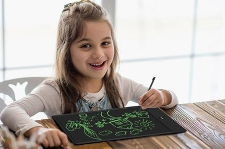 LCD-tablet om te tekenen