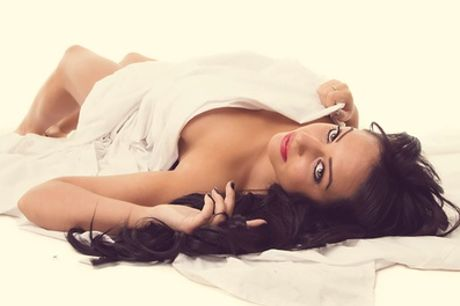 Boudoir Photoshoot with Makeover and Refreshments at Loud And Flashy