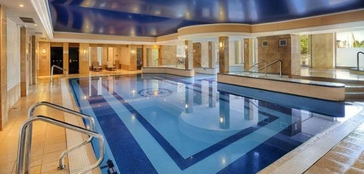 Co. Wicklow: 1 or 2 Nights for Two with Breakfast, Leisure, Late Check-Out and Dinner Options at The Royal Hotel Bray