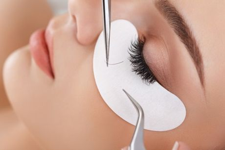 Classic Set of Eyelash Extensions at Skin Flawless Beauty