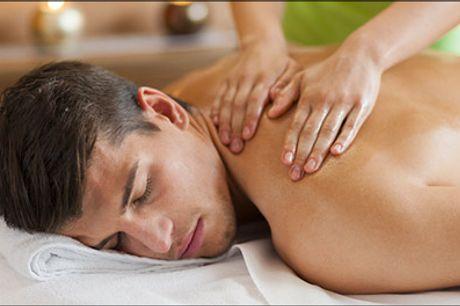 Effektiv healingsmassage! - Fjern spændinger og få smidige muskler igen. Køb 75 min. skøn Healingsmassage hos Body Repaired, normalværdi kr. 750,-