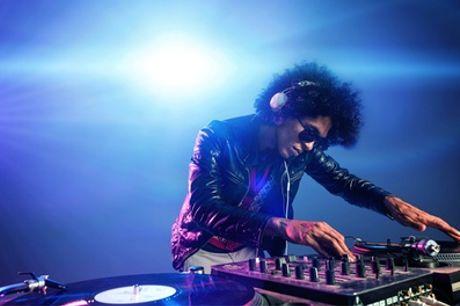 2x oder 4x 45 Min. DJ Workshop für eine Person in der Ministry of Mixing (bis zu 58% sparen*)