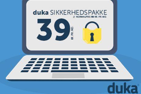 Hackere udnytter krisen - beskyt dig med sikkerhedspakke fra Duka