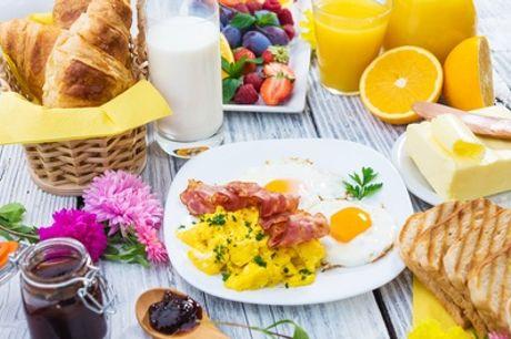 Luxe ontbijt voor 1, 2 of 4 personen vanaf € 6,50