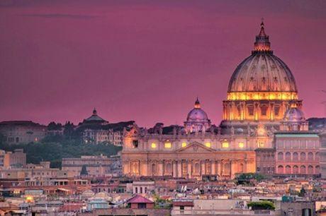 Roma: camera con colazione per 2 persone presso l'hotel Marta Inn Roma