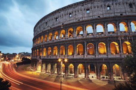 Roma: camera Queen Standard con colazione o mezza pensione per 2 persone all'Hotel Roma Tor Vergata 4*