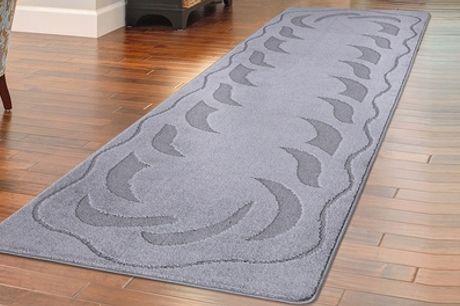 Non-Slip Gel Back Runner Carpet