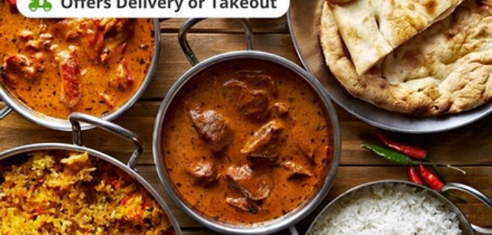Indian Meal with Sides for Two or Four at Sonali