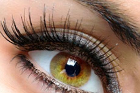 Tinte y permanente de pestañas + Diseño de cejas