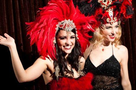 3 Std. Burlesque-Workshop inkl. Show-Make-up-Tipps im Erlebnis-Restaurant Wilde Matilde (bis zu 80% sparen*)