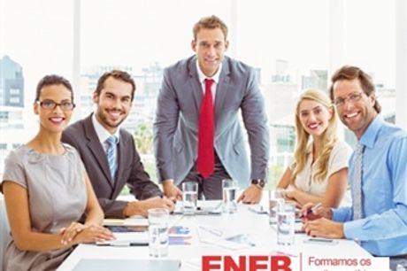 GLOBAL MBA Online da Escola de Negócios Europeia de Barcelona (5 Titulações Universitárias) por 515€.