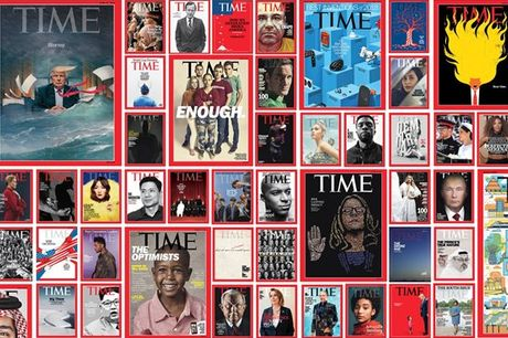 Receba em sua casa a melhor revista mundial de informação. Assine a reputada Revista Time Internacional, 26 revistas por apenas 20€